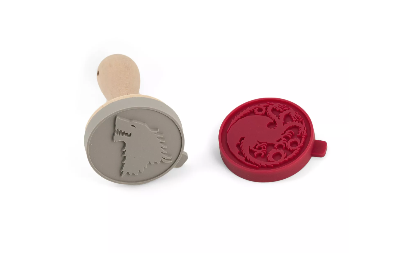 Nerd Block Game Of Thrones Silicone Cookie Stamps