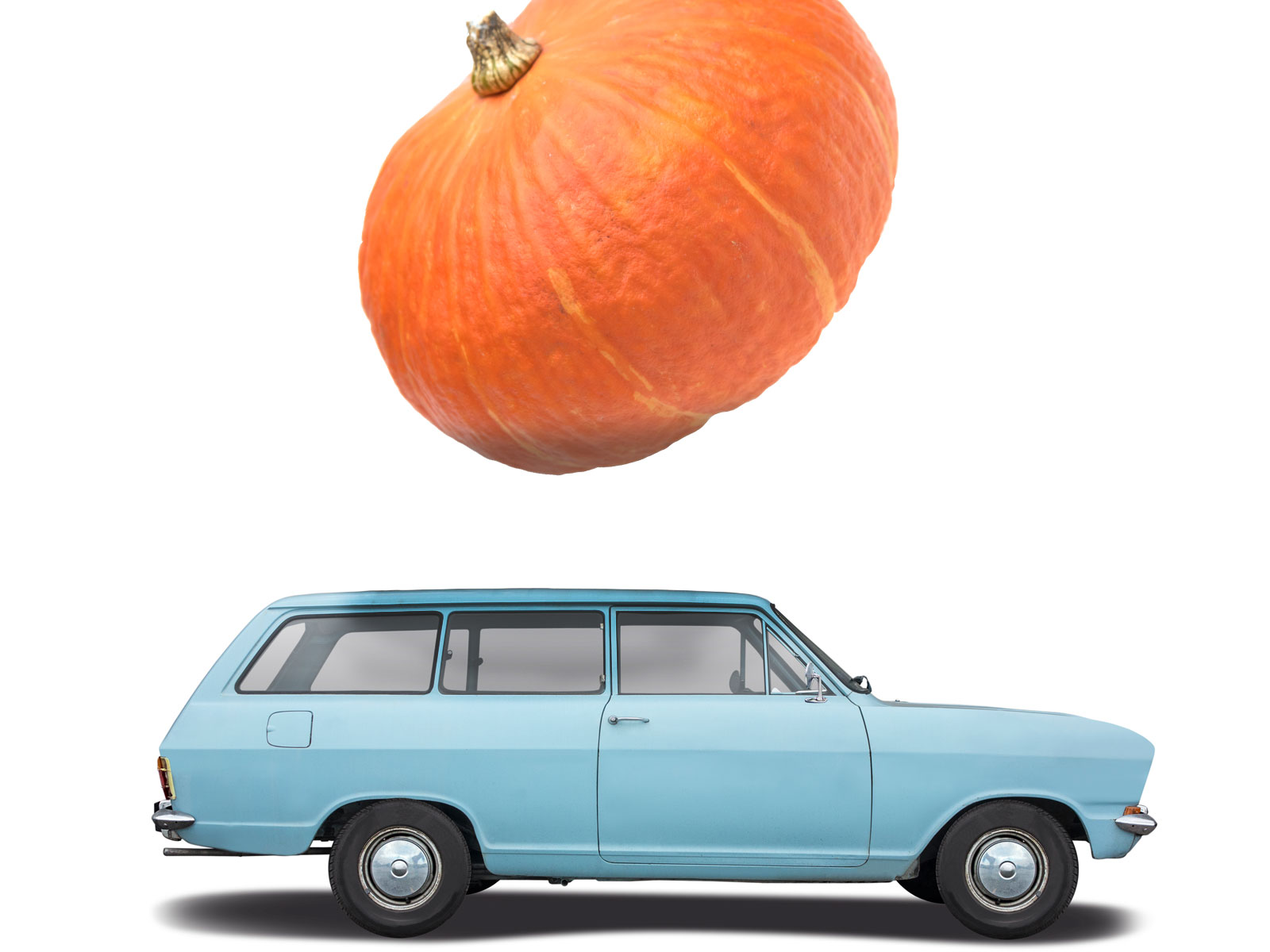 Smashing Cars with Giant Pumpkins Is Halloween's Most Underrated Tradition