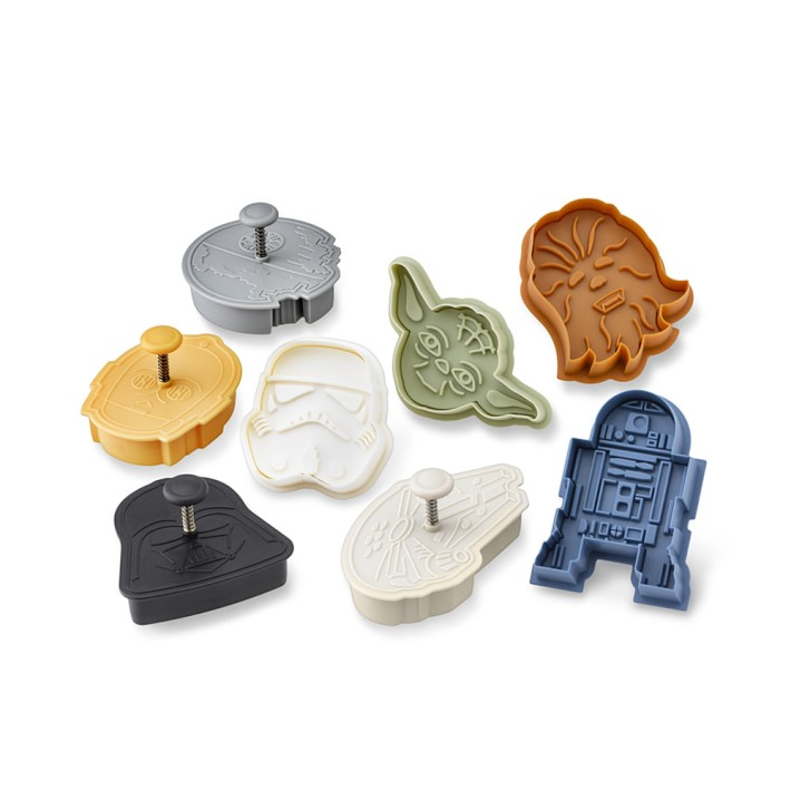 Star Wars™ 8-Piece Cookie Cutter Set