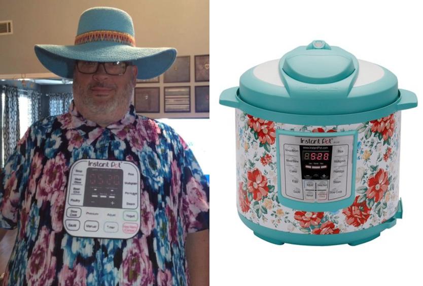 instant pot costume