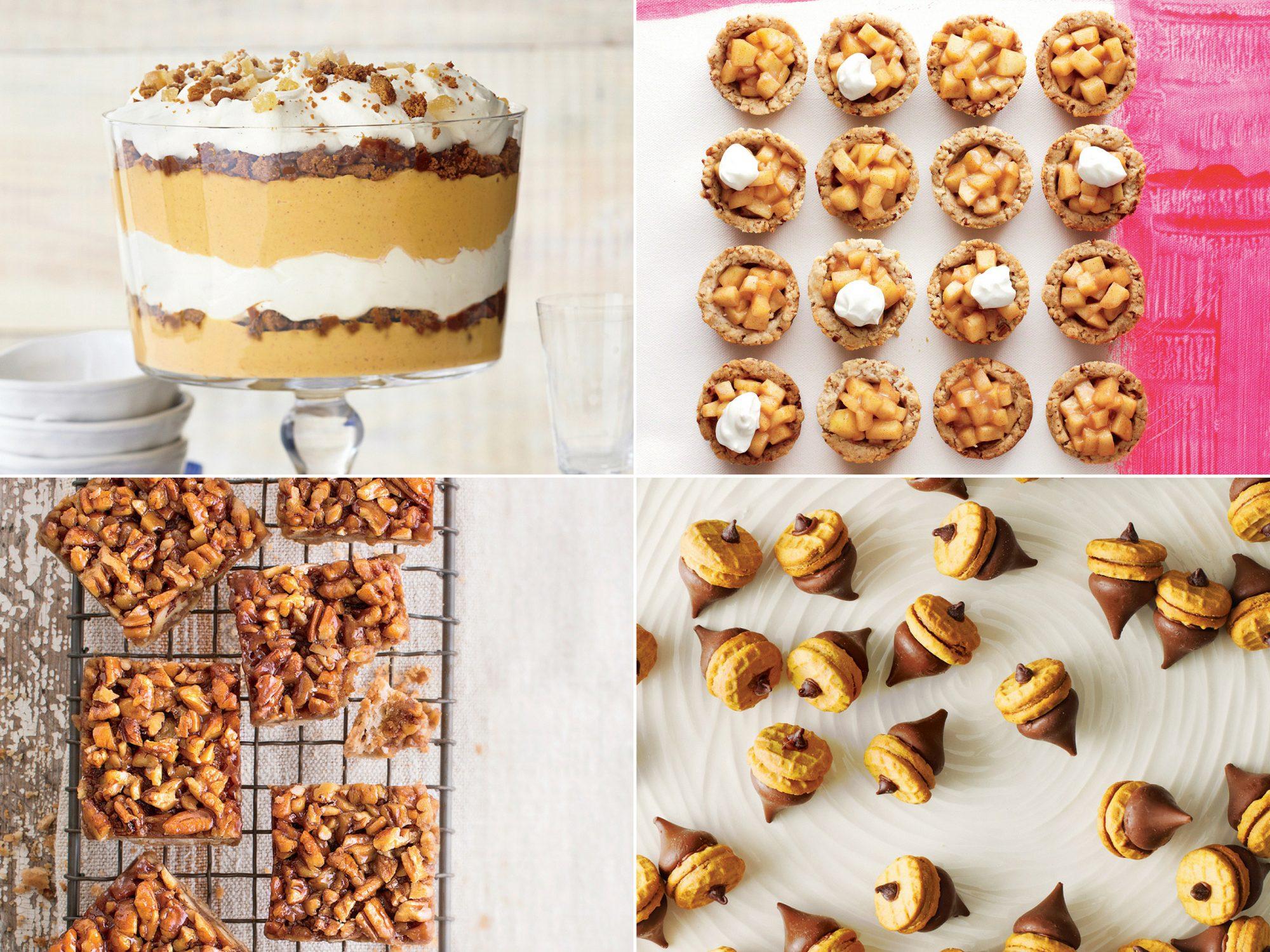 Friendsgiving Desserts