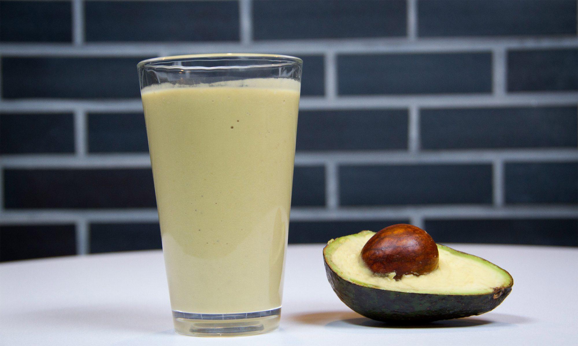 EC: How to Make an Iced Coffee Avocado Smoothie a.k.a. Es Alpuket