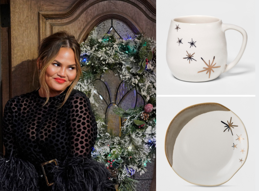 Chrissy Teigen's Holiday 'Cravings' Collection at Target is Here and it's Amazing