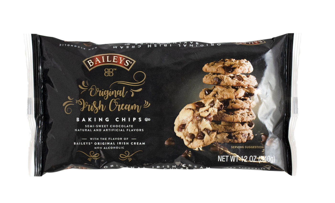 Bailey's Just Released Baking Chips And We Are Freaking Out