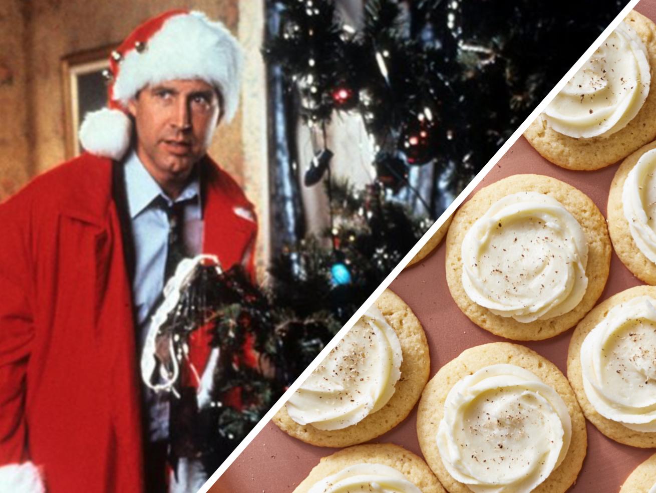 Christmas Movie Cookies