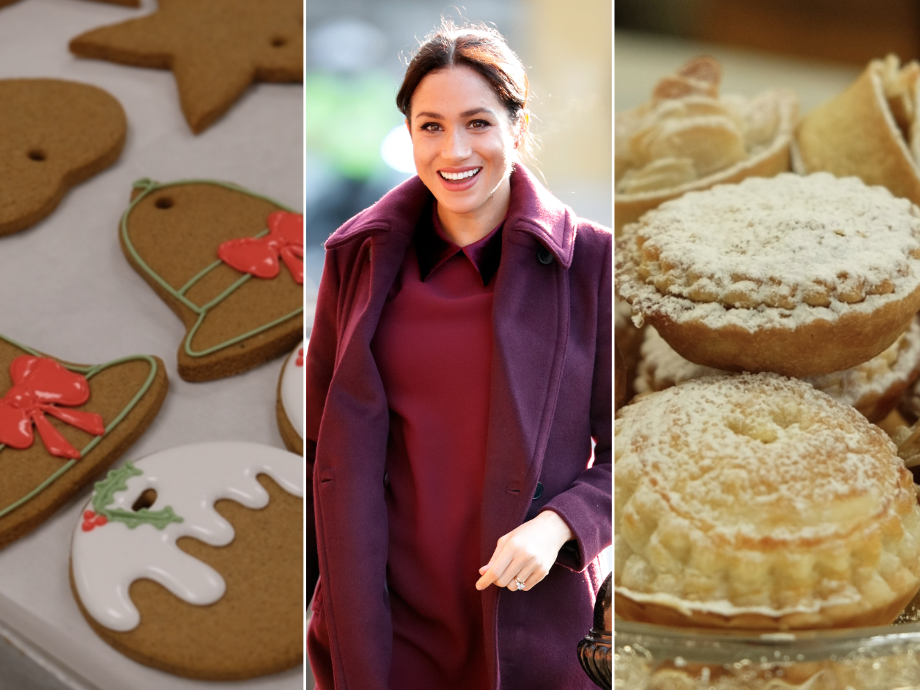 The Queen's Pastry Chefs Revealed Two Classic Holiday Recipes The Royals Love