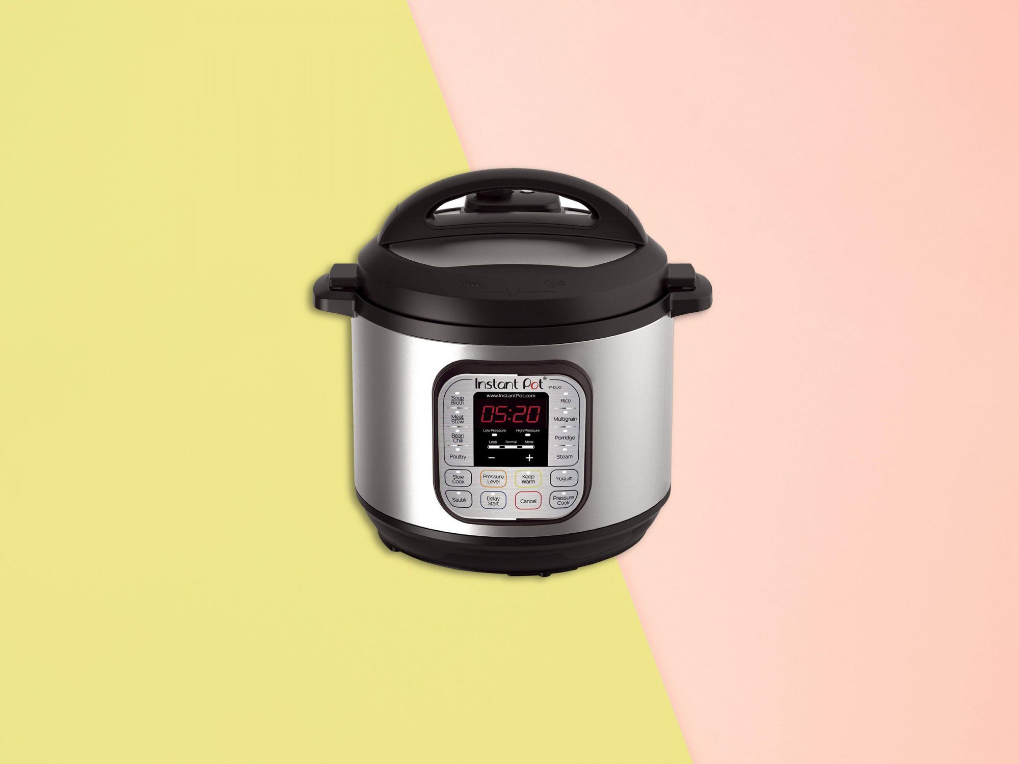 Our Guide to Instant Pot: How to Decide Which Model is Right For You Duo-Instant-Pot