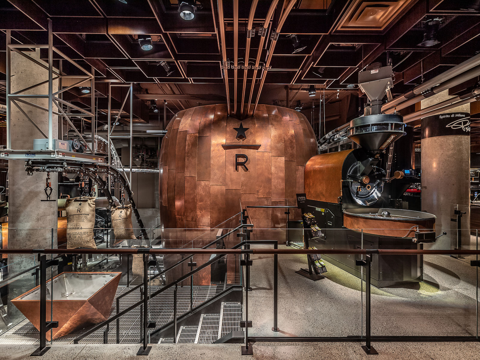 Roastery, Reserve Bar, Regular Starbucks: What's the Difference?