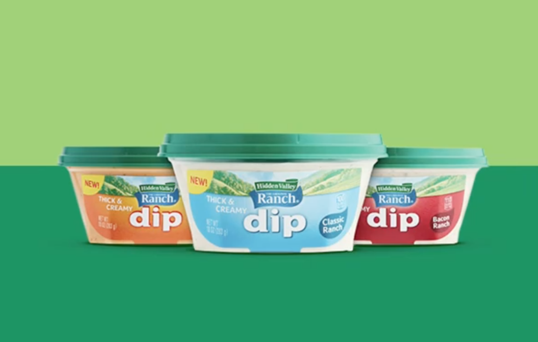 ranch dips