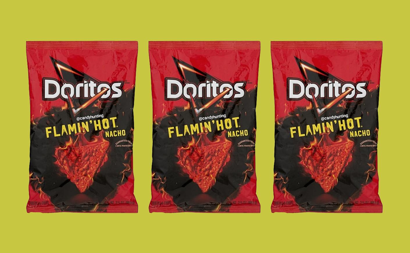Flamin' Hot Cheetos Are FINALLY Coming Back