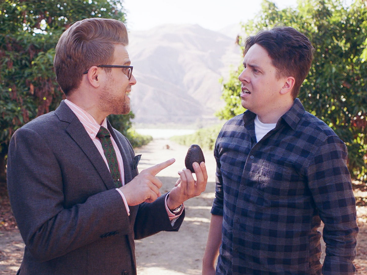 Even Avocados Aren't Safe from 'Adam Ruins Everything'