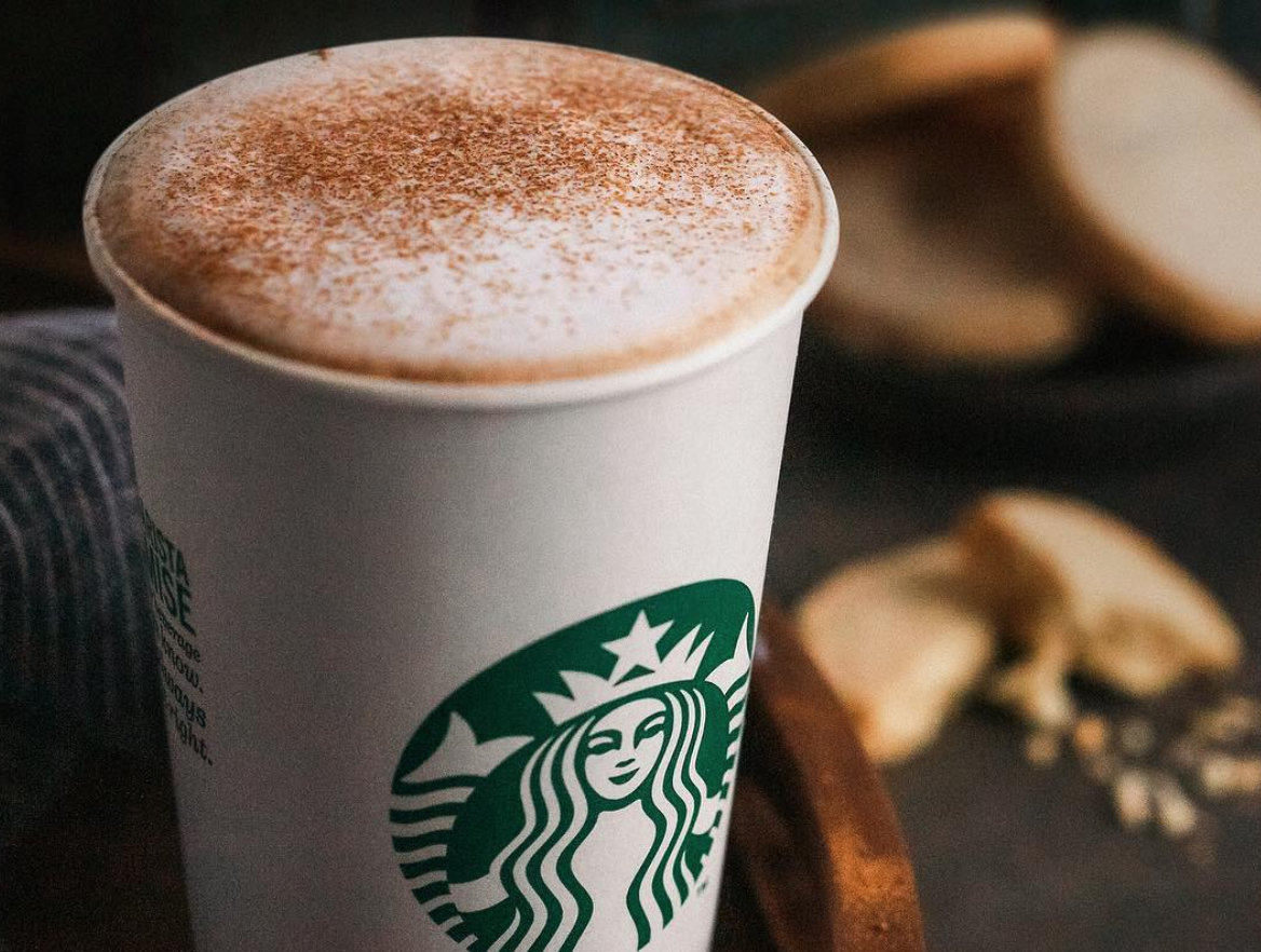 Starbucks New Latte Is A Cinnamon Lover's Dream