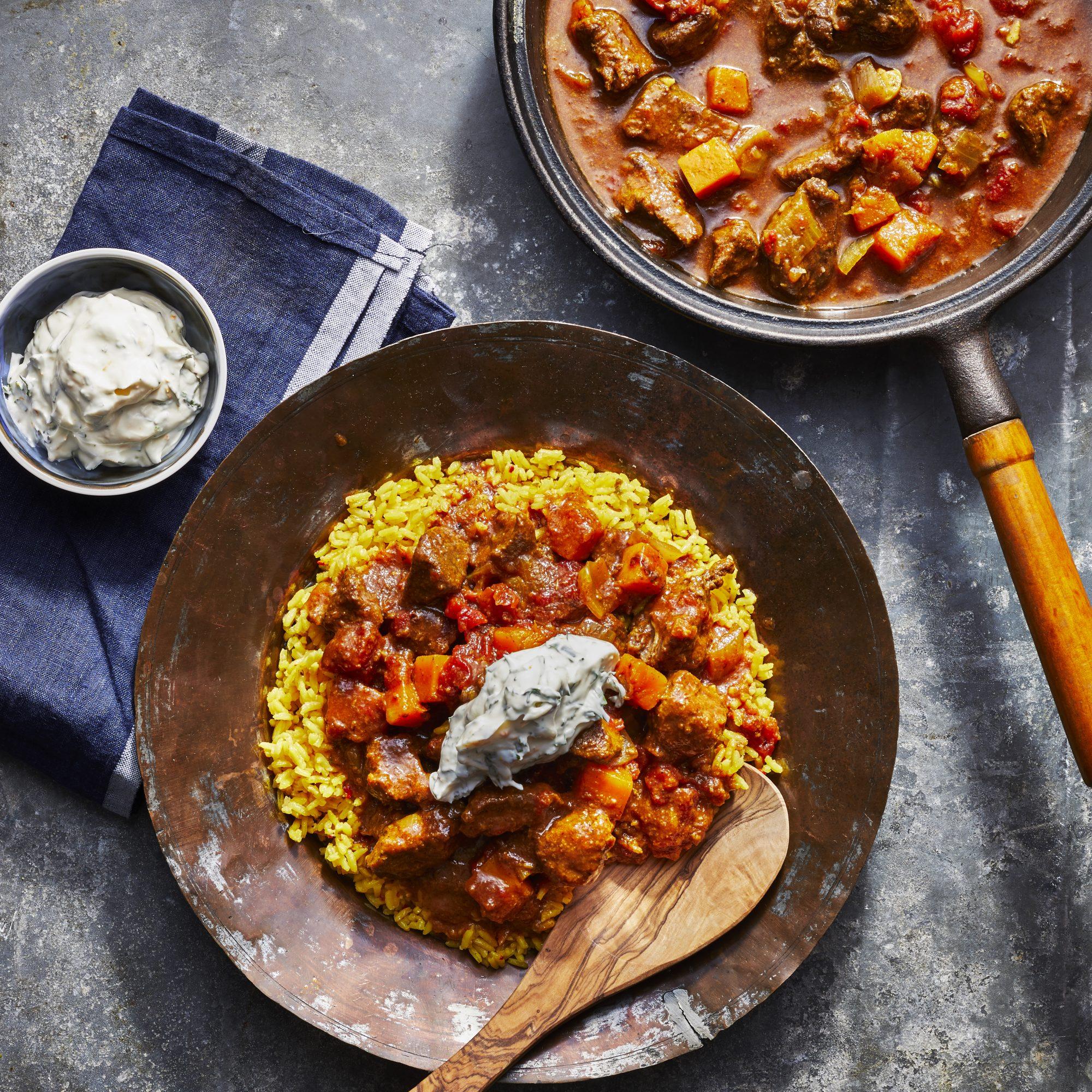 Moroccan Beef Daube image