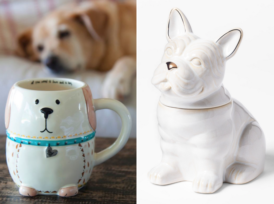 dog kitchen items