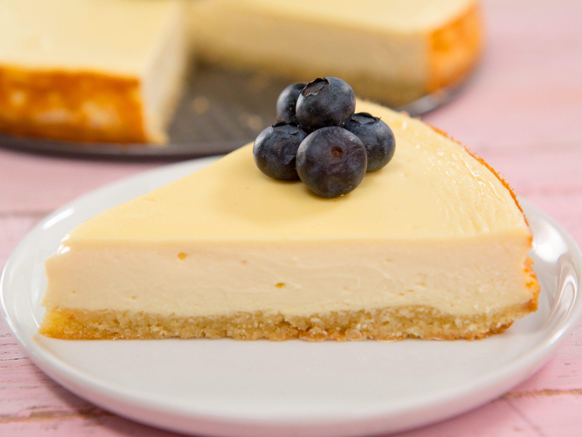 Keto Cheesecake image