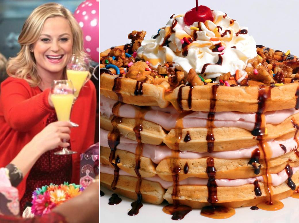 Leslie Knope Waffles