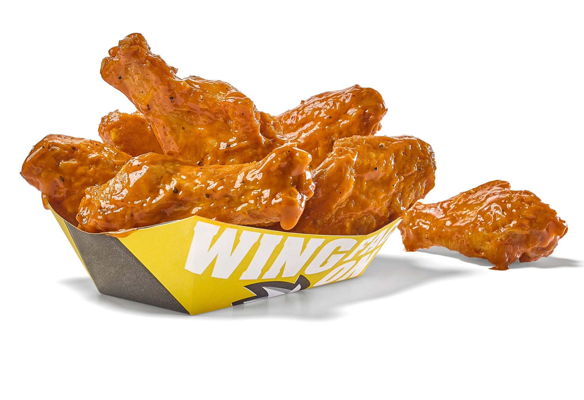 You Can Get Free Wings at Buffalo Wild Wings if the Super Bowl Goes into Overtime