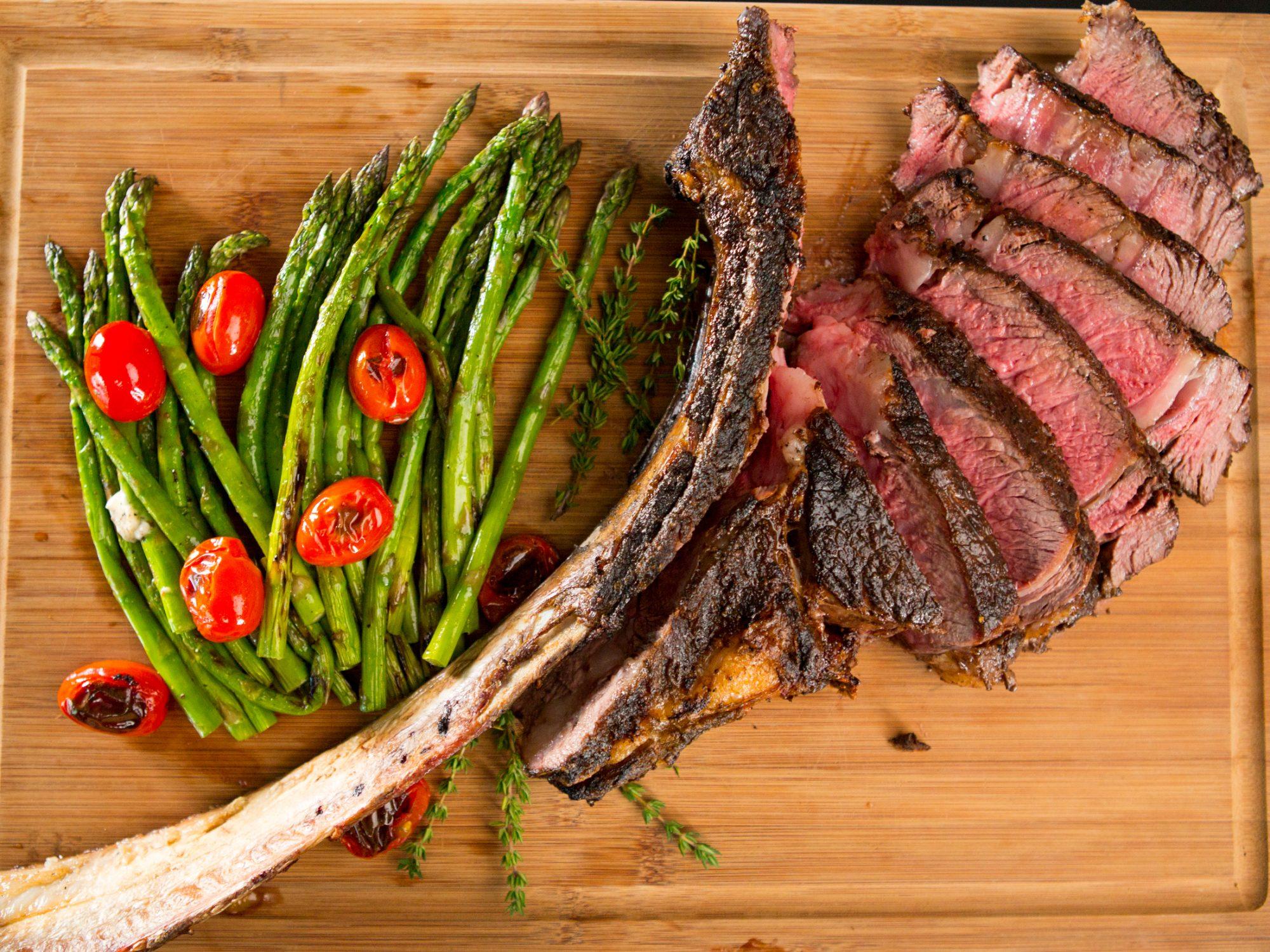 Ultimate Tomahawk Steak image