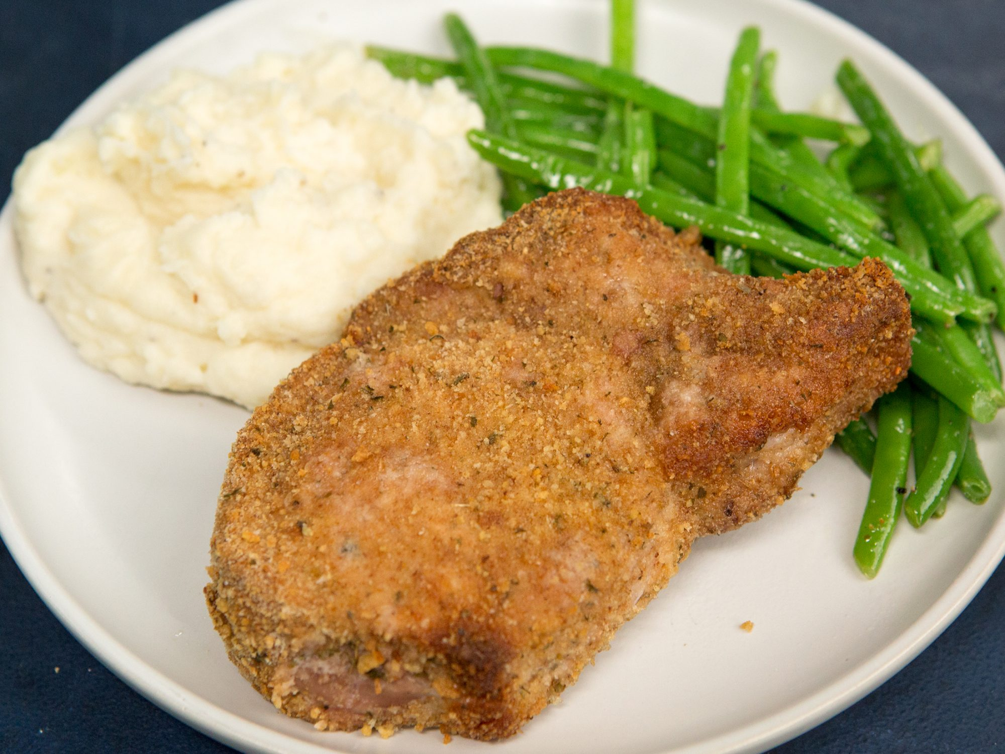 3-Ingredient Baked Pork Chops image