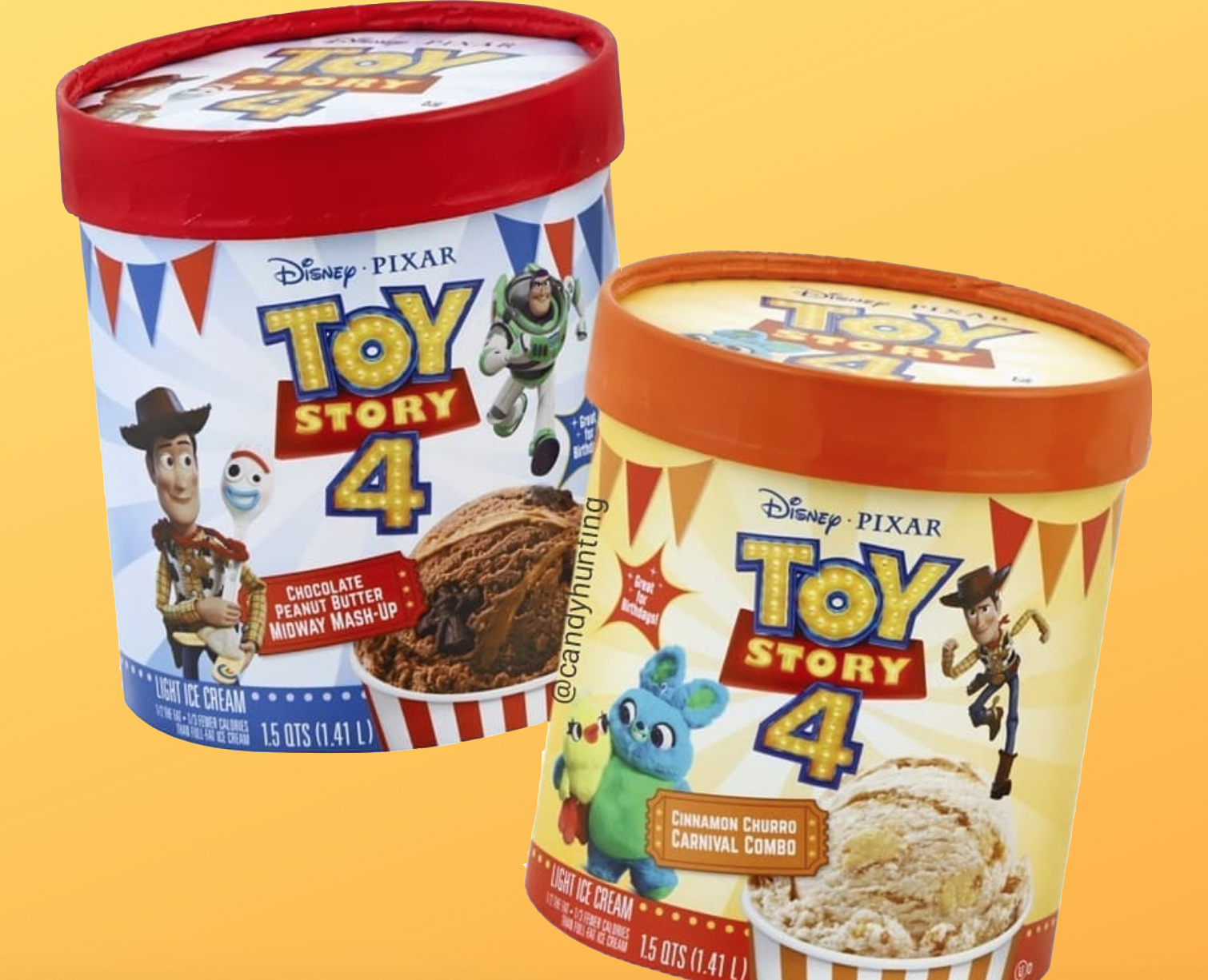 toy story 4 ice cream