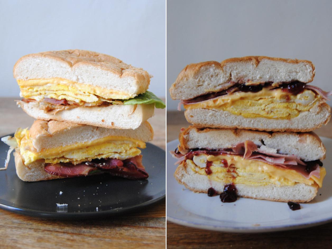 breakfast sandwiches rf