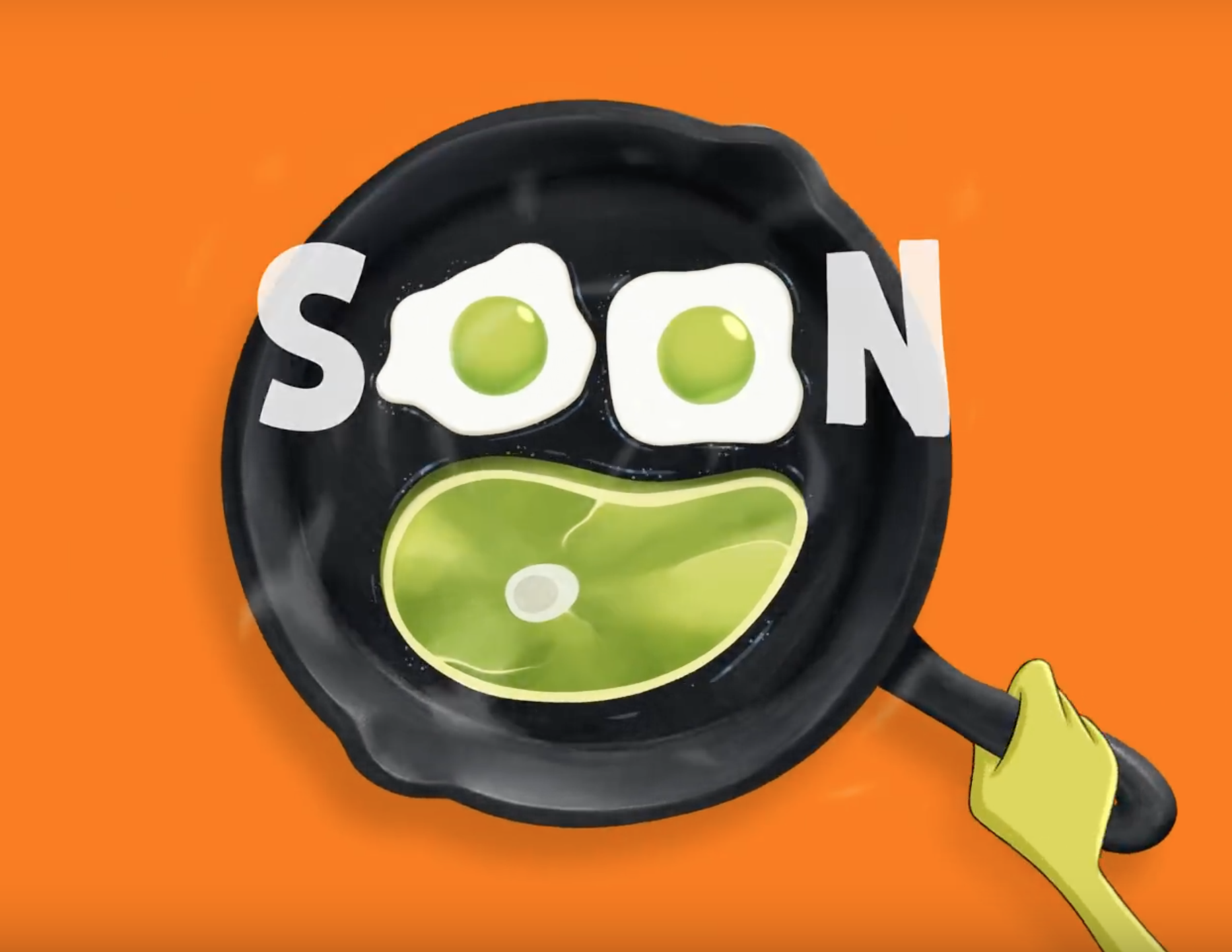 green eggs and ham teaser