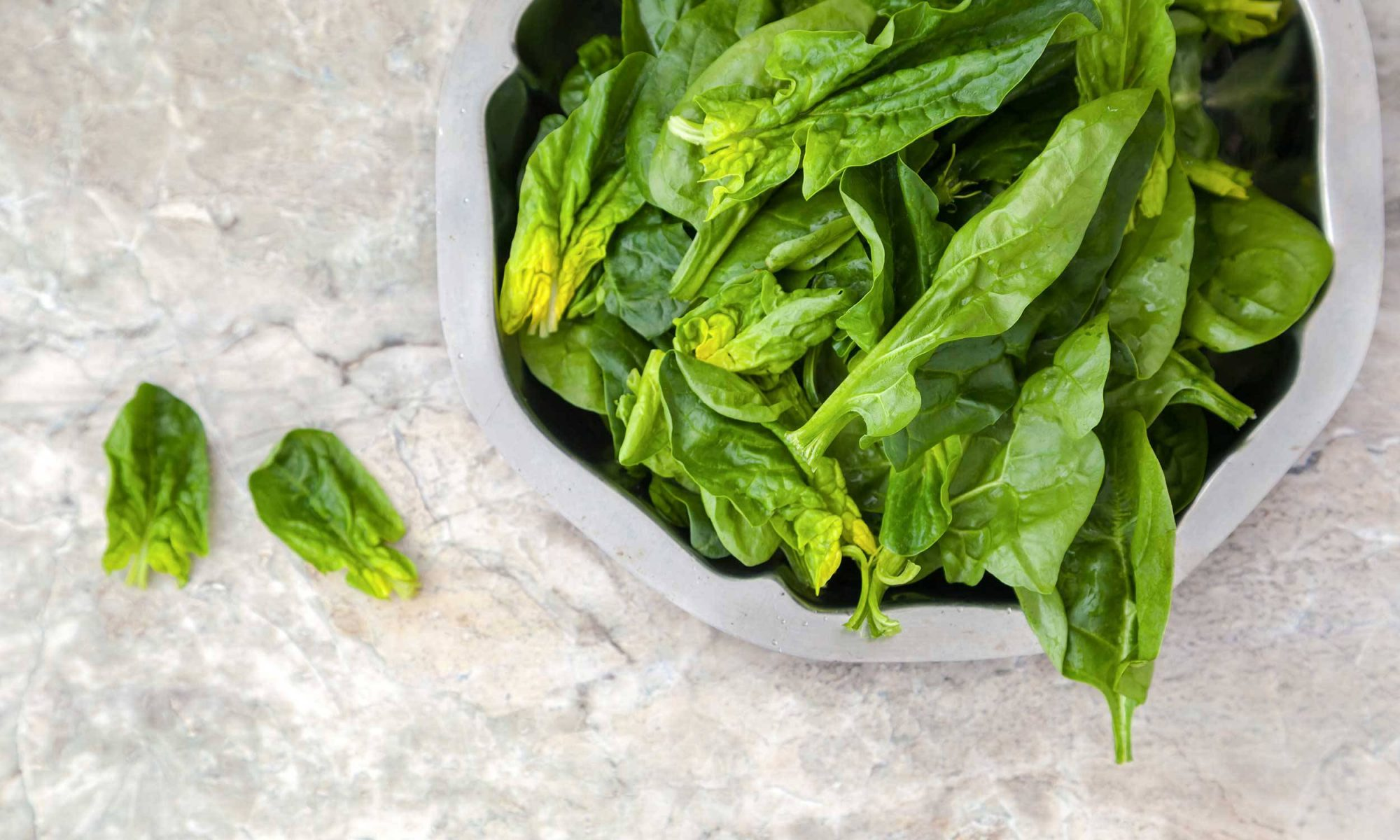 EC: How to Store Spinach So It Doesn't Get Slimy