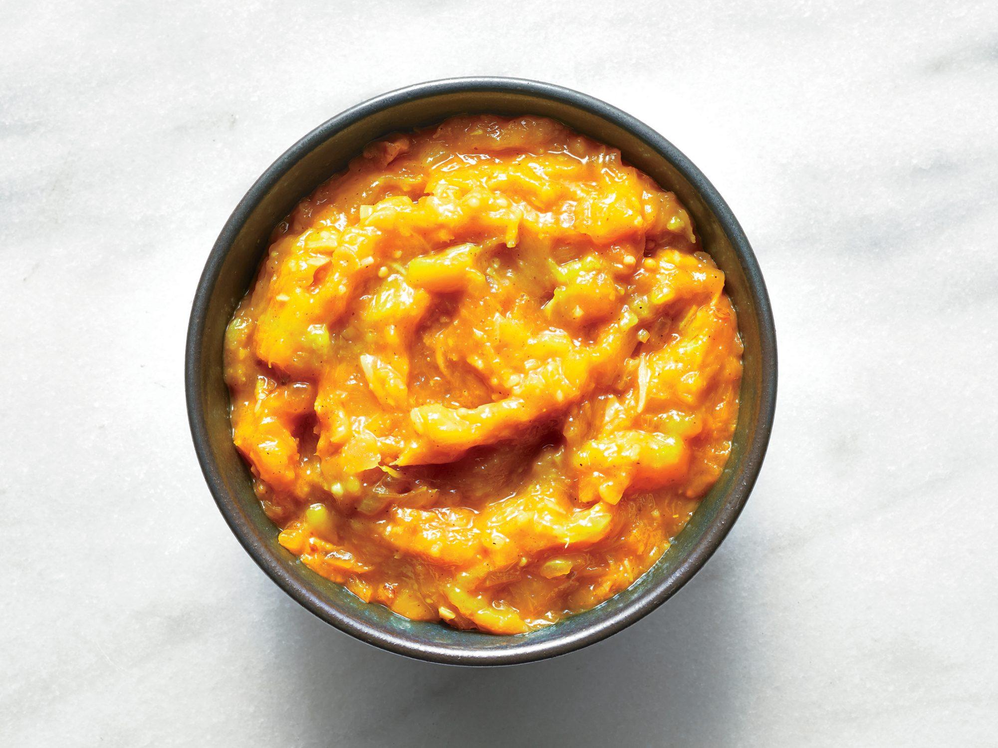 Mango-Coconut Chutney