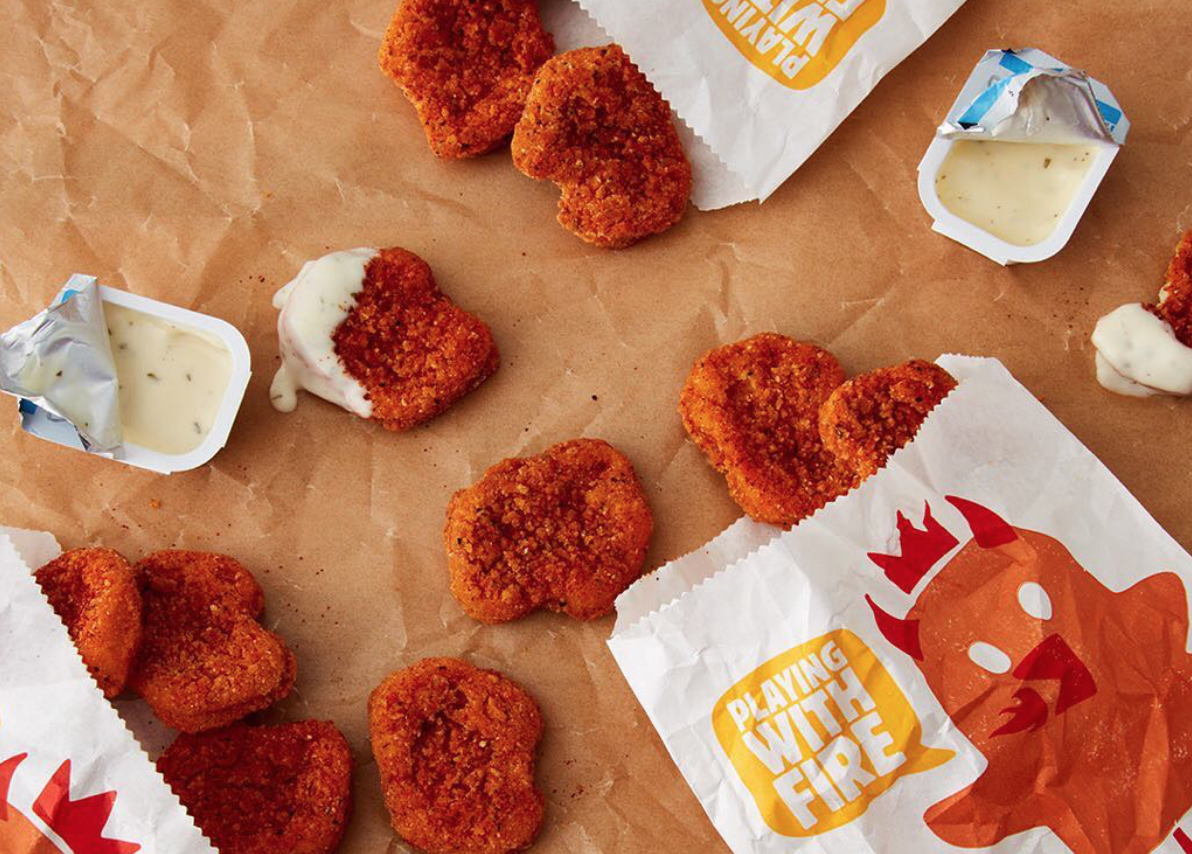 Burger King's Spicy Chicken Nuggets Have Made a Triumphant Return