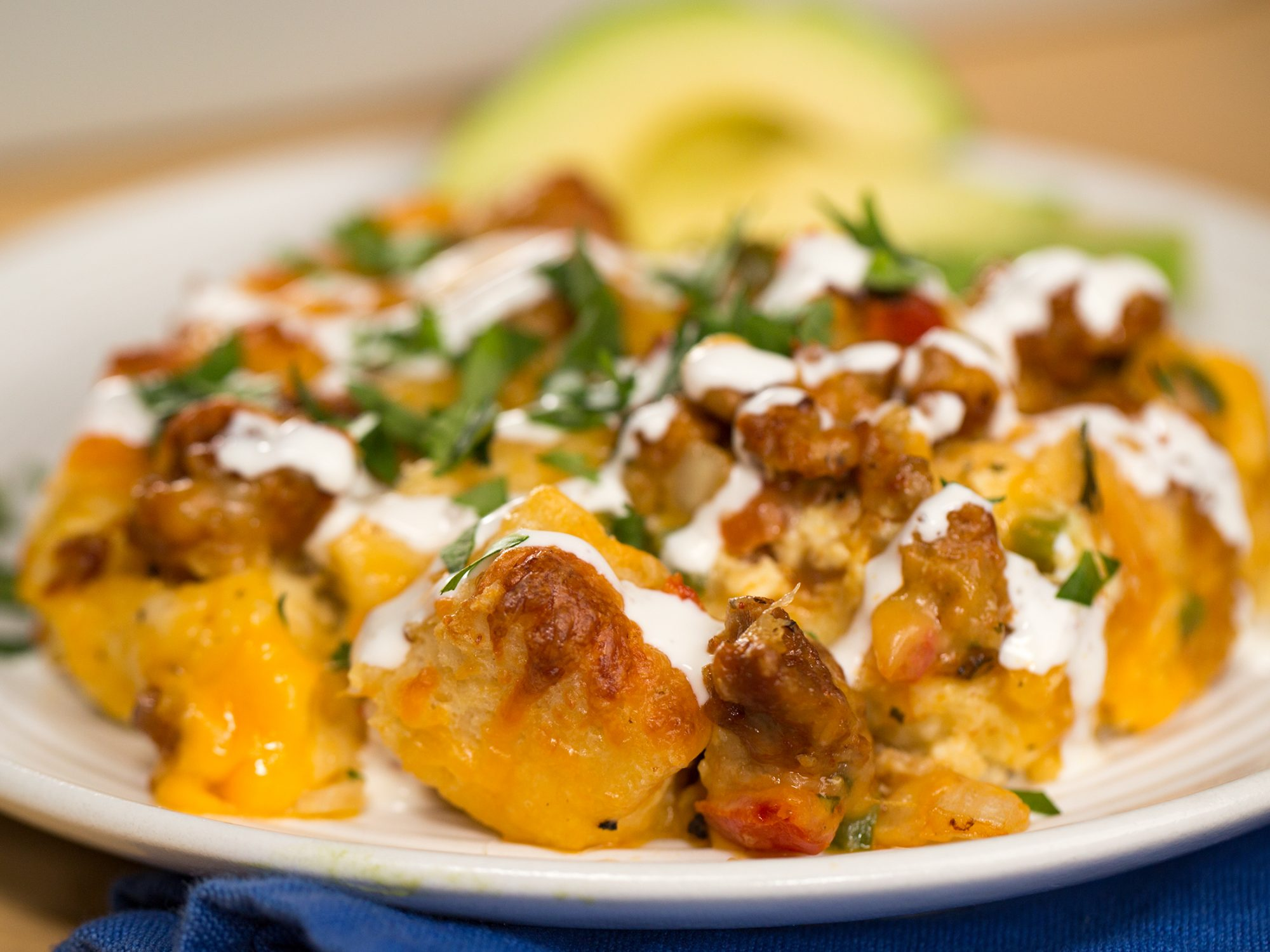Tex-Mex Breakfast Bake image