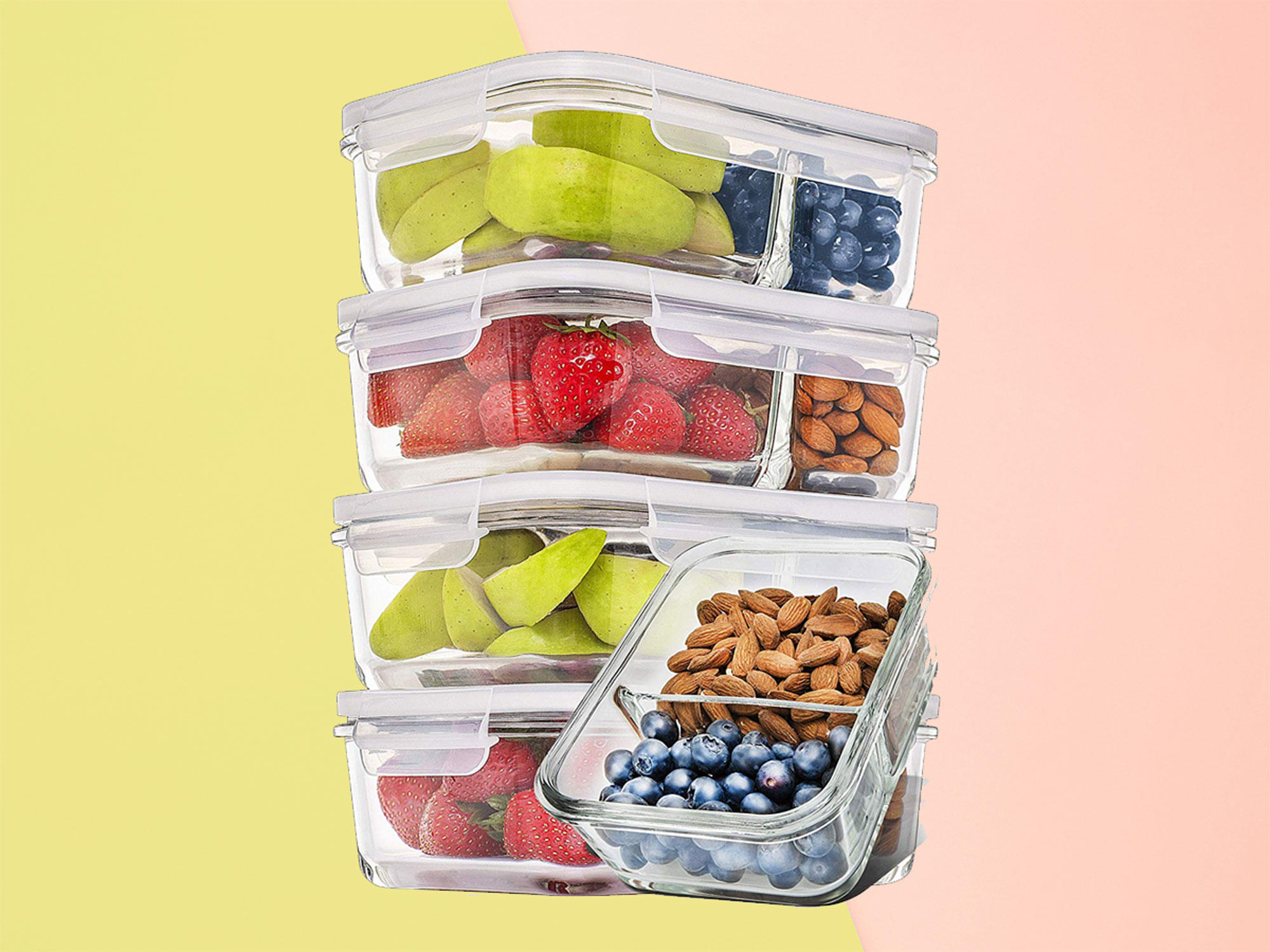 These Are the Highest-Rated Meal Prep Containers on Amazon Prime meal-prep-containers-4