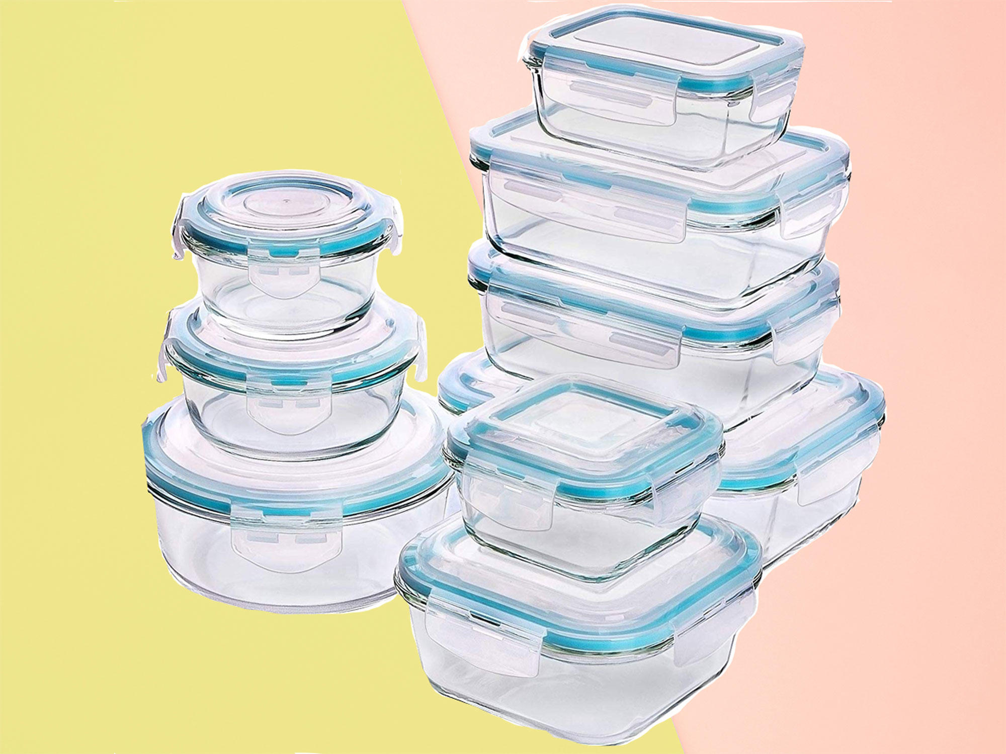 These Are the Highest-Rated Meal Prep Containers on Amazon Prime meal-prep-containers-5