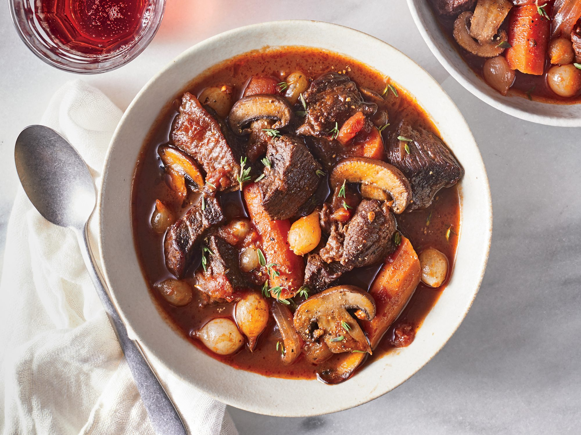 French-Style Beef Stew