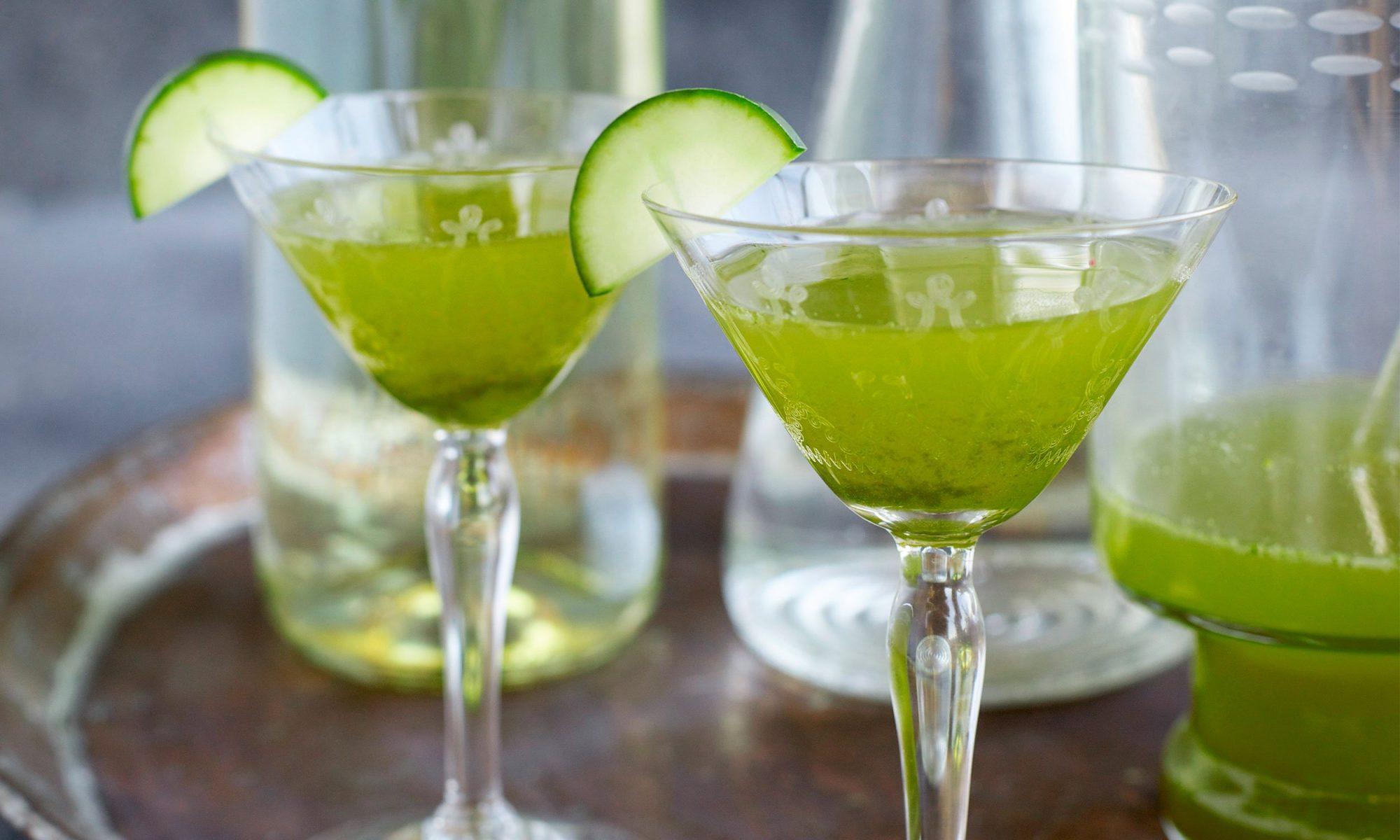 avocado toast cocktail