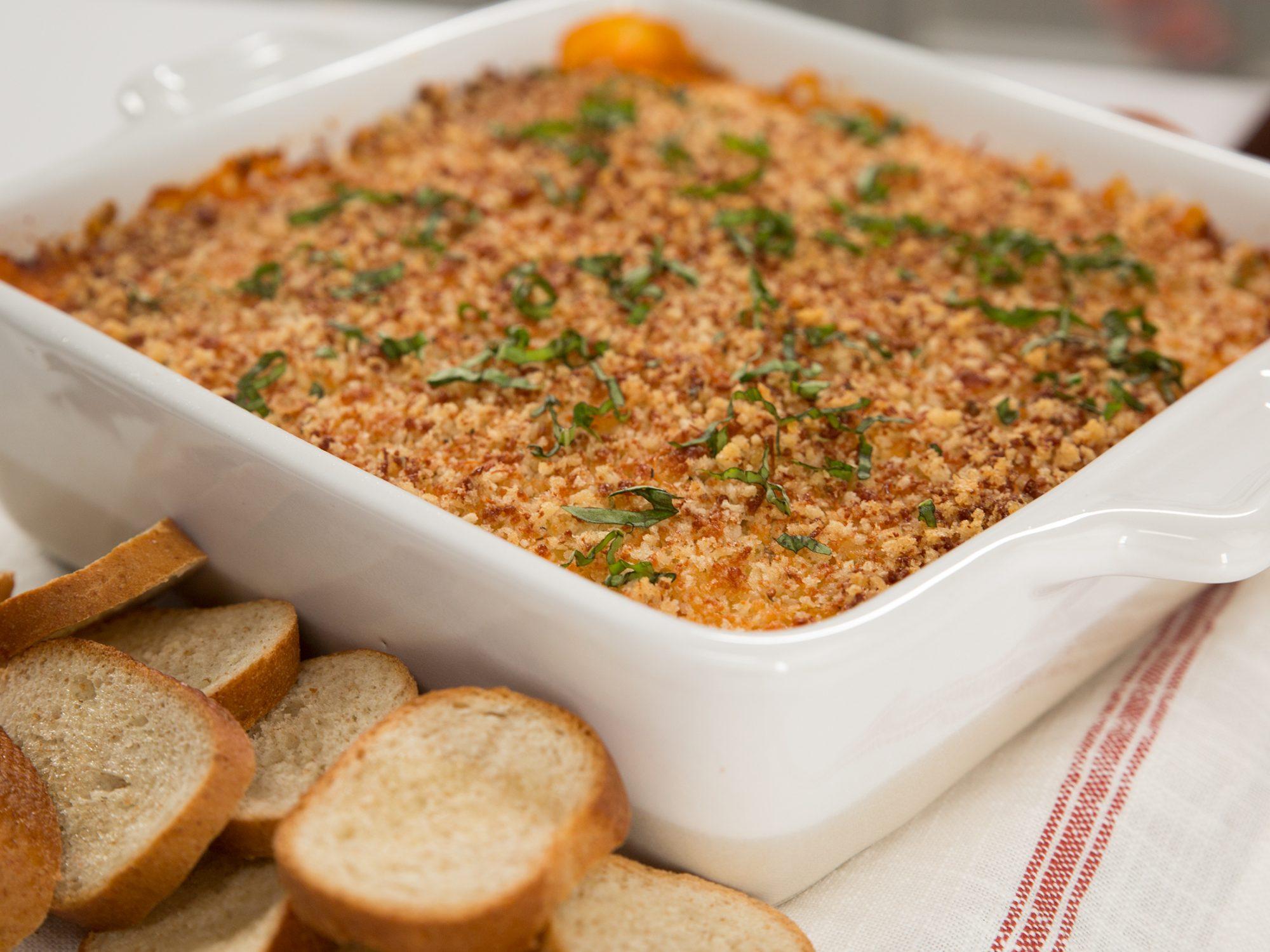 Chicken Parmesan Dip image
