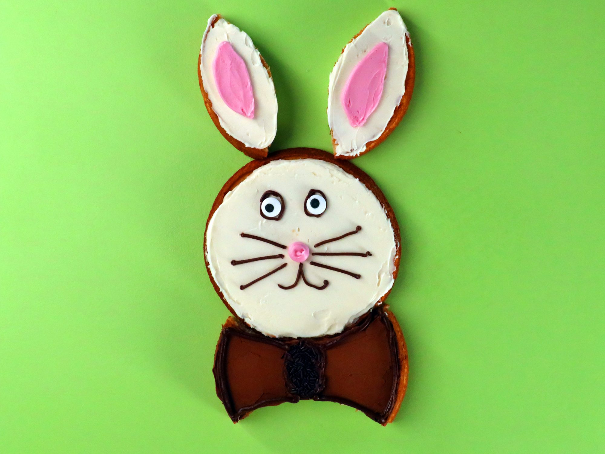 Easter Bunny Cake image