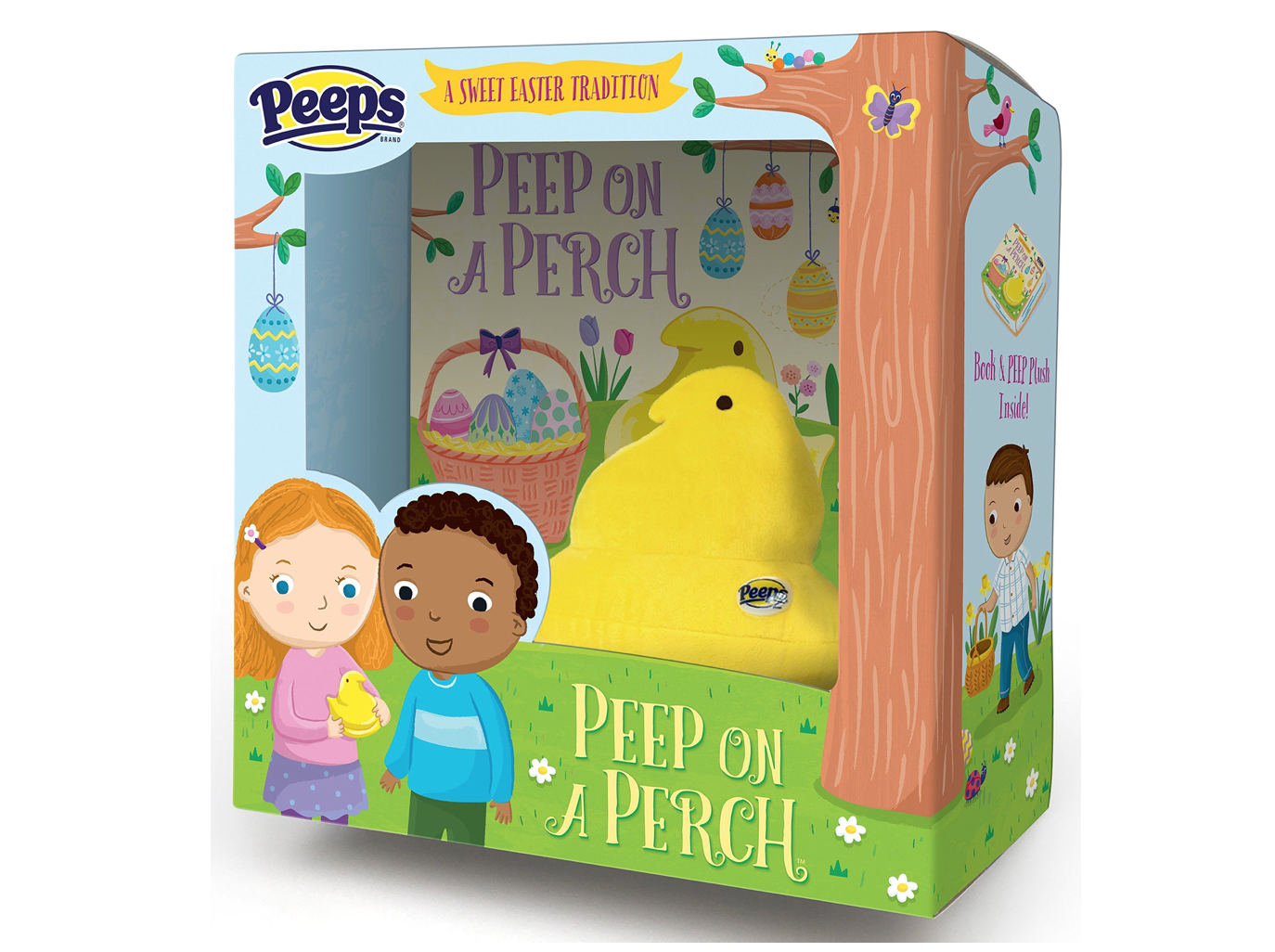 peep on a perch 2
