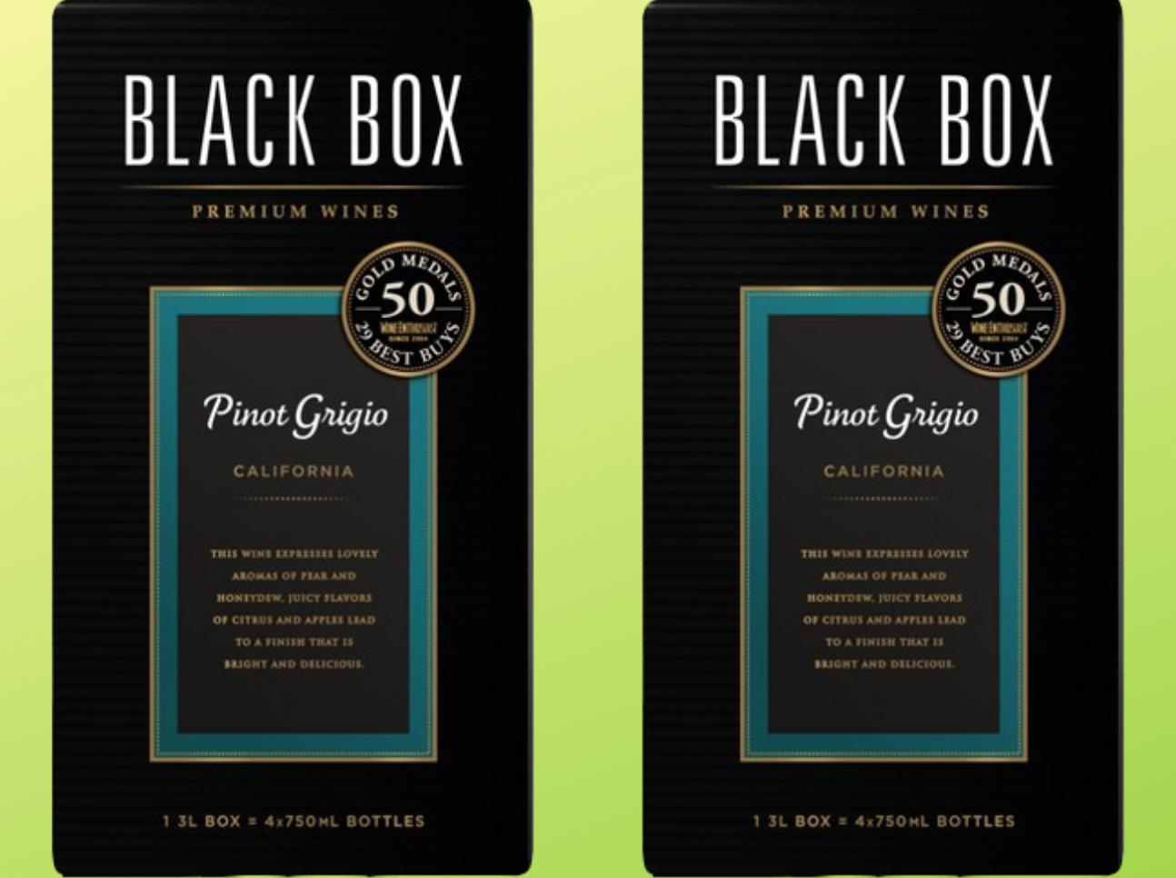 black box pg