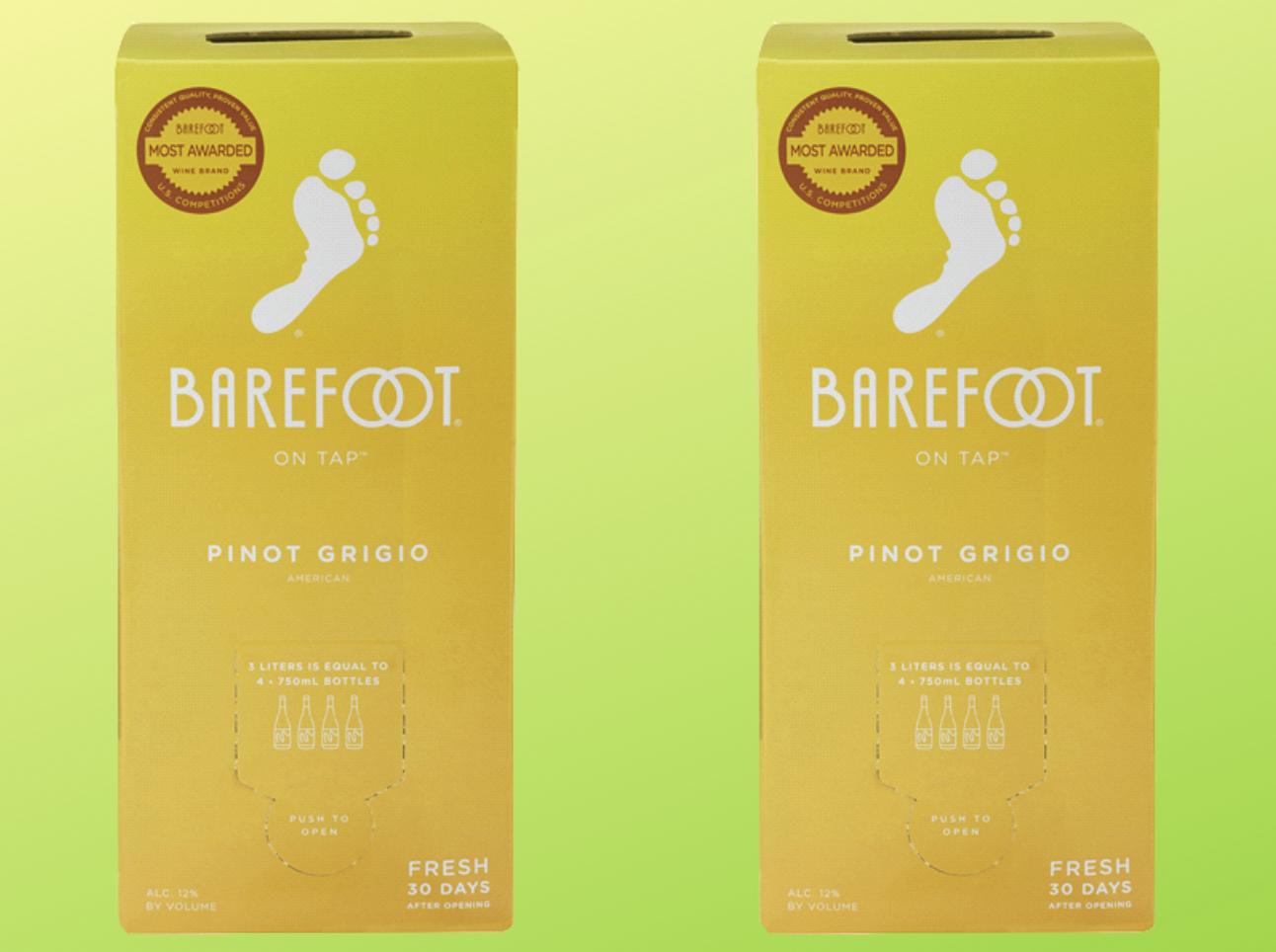 barefoot pg