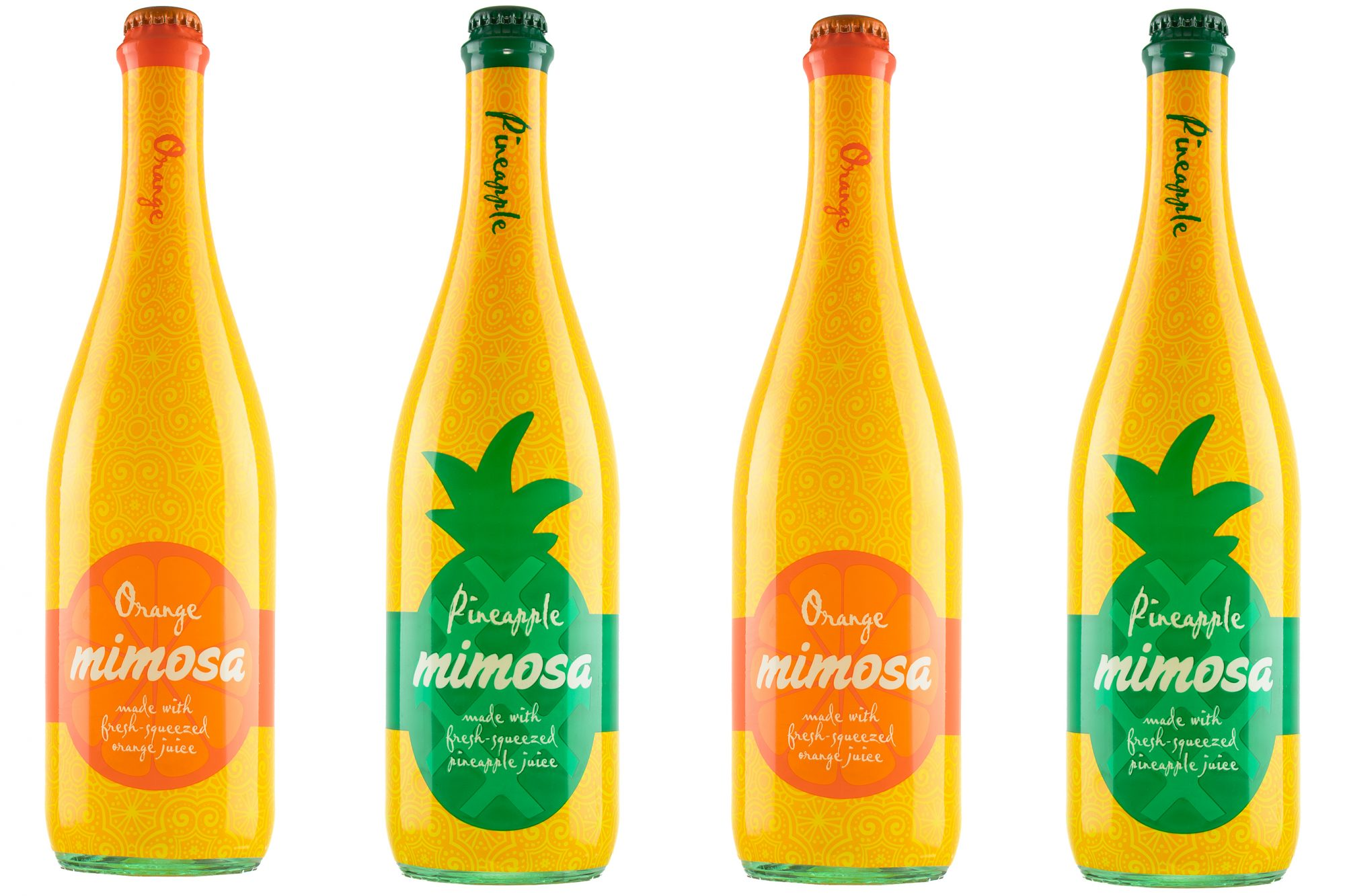 Aldi Is Bringing Back Their Bottled Mimosas—and They Now Come in a Pineapple Flavor