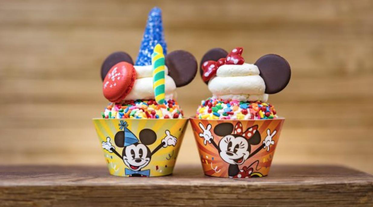 MM cupcake