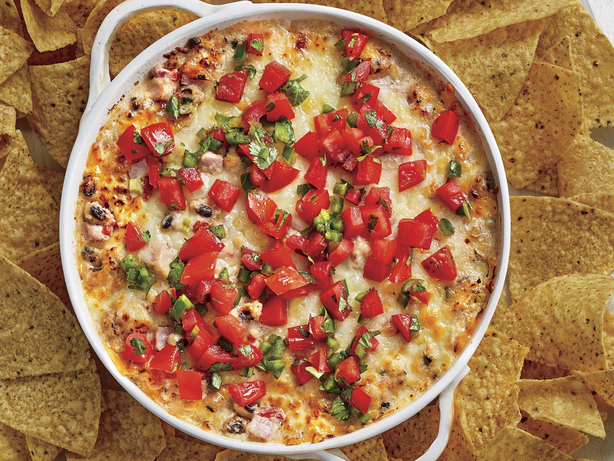 Southwest Black-Eyed Pea Dip