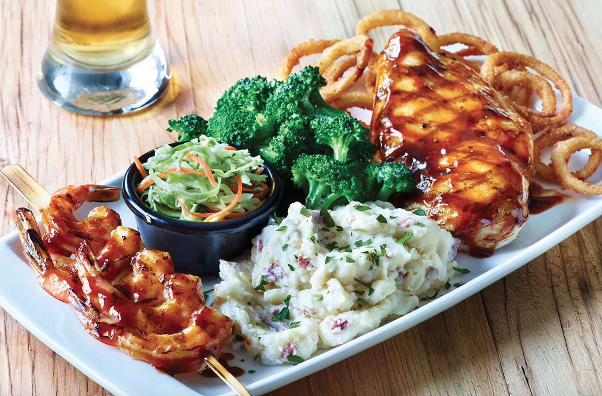 Applebee's fireball chicken