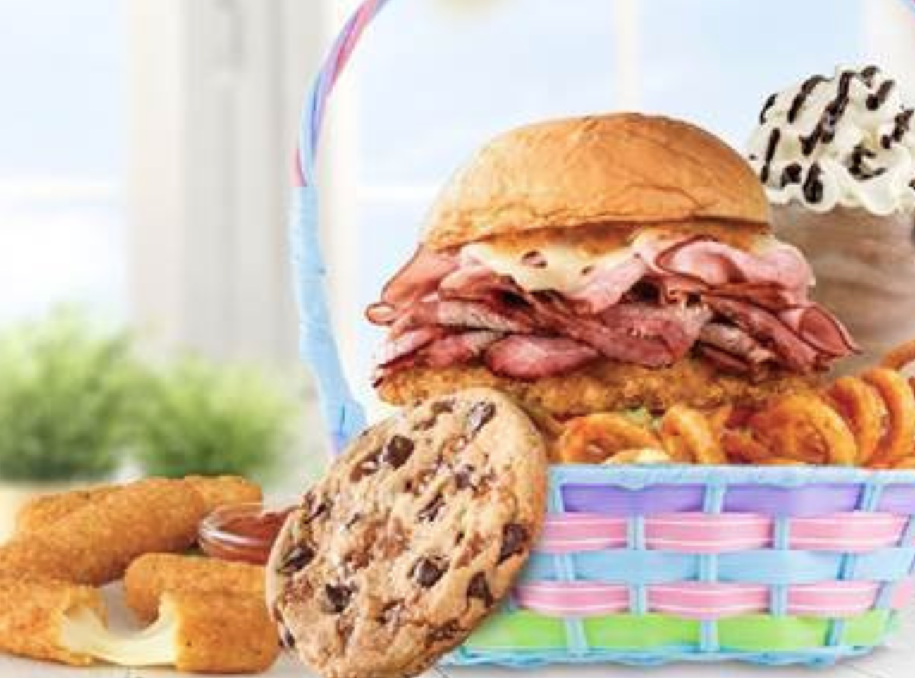 arby's easter