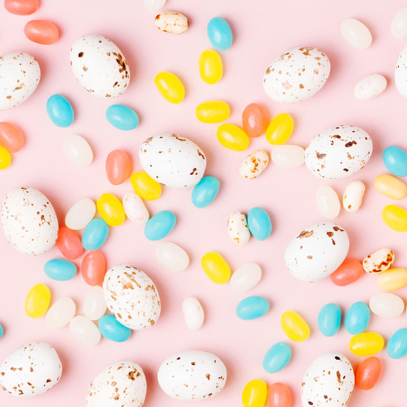 This Is the Jelly Bean Flavor Americans Love Most jelly-beans-easter-eggs-0419-getty_sq