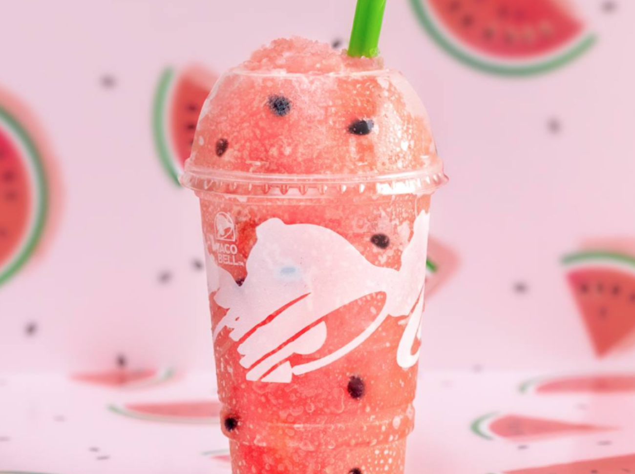 taco bell watermelon freeze