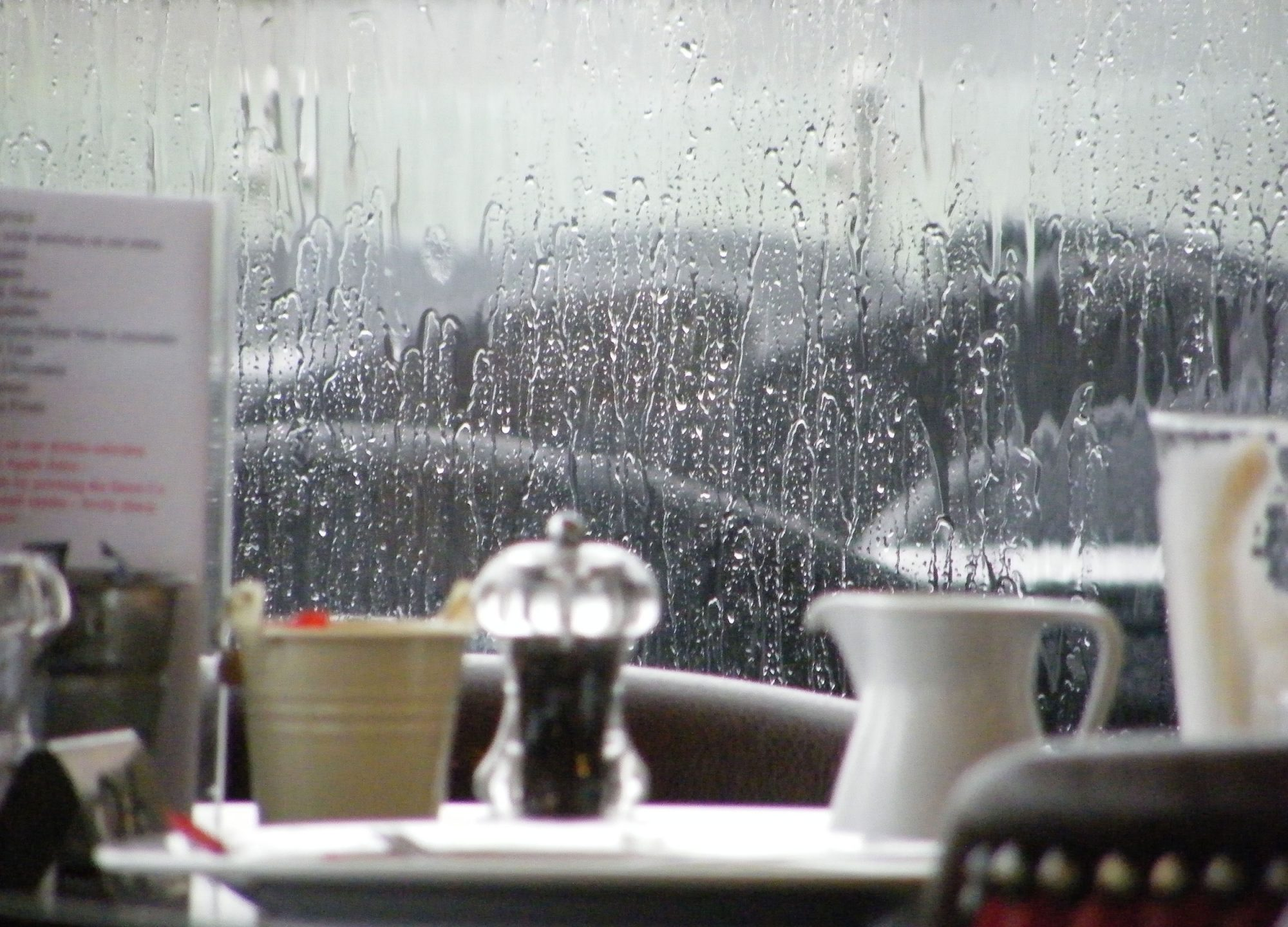 Weather-Based Restaurant Review
