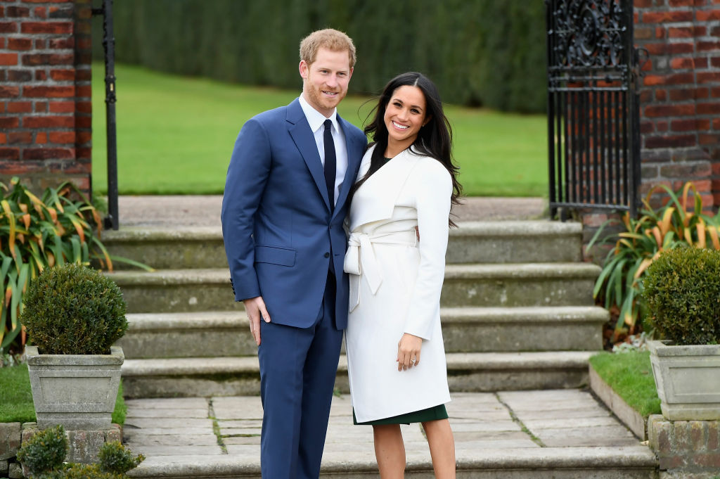 Harry and Meghan's Royal Wedding Afterparty May Have a Tiki Theme