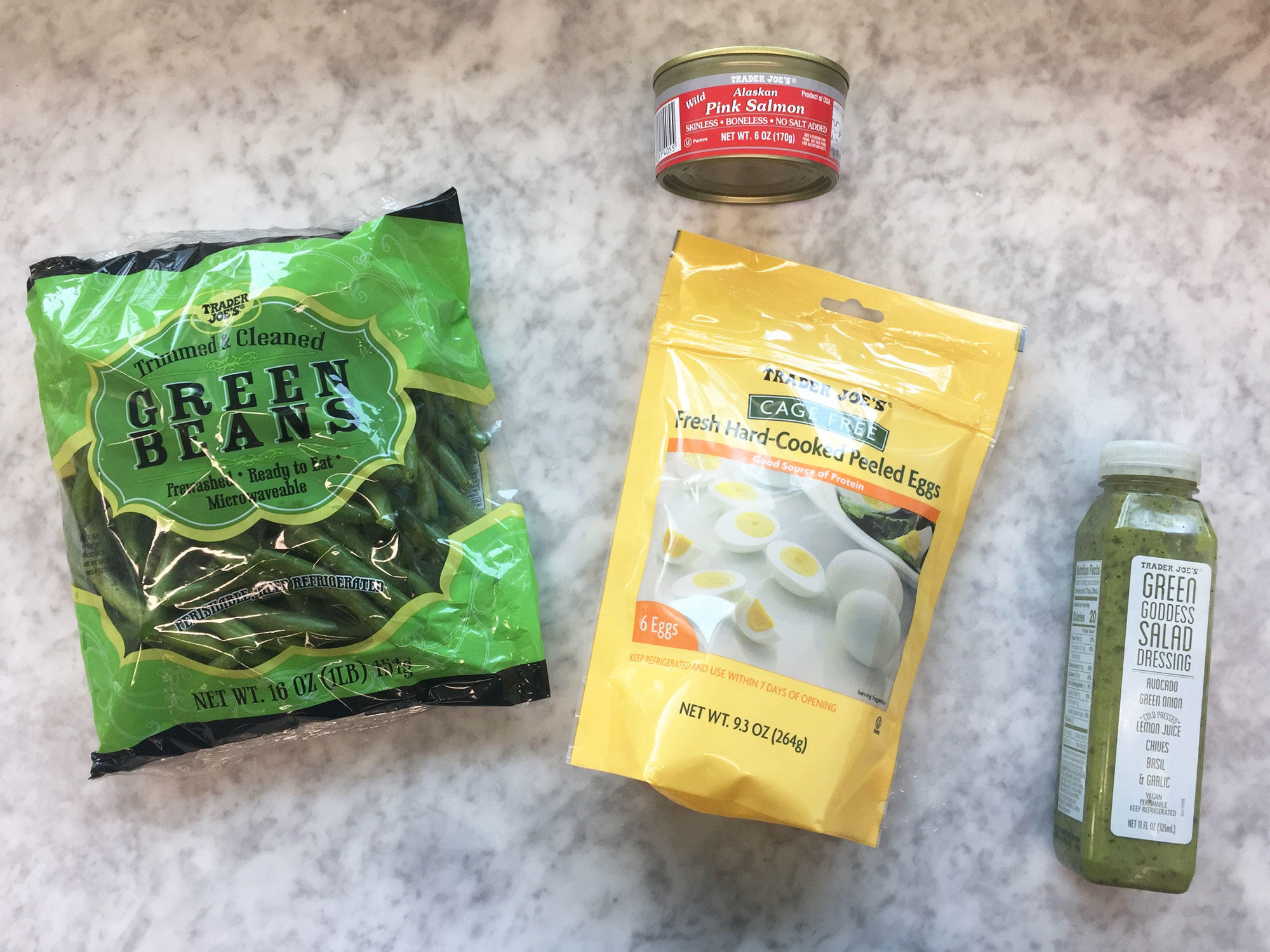 These Trader Joe's Meals Have Fewer Than 4 Ingredients and Take Under 10 Minutes to Make nicoise