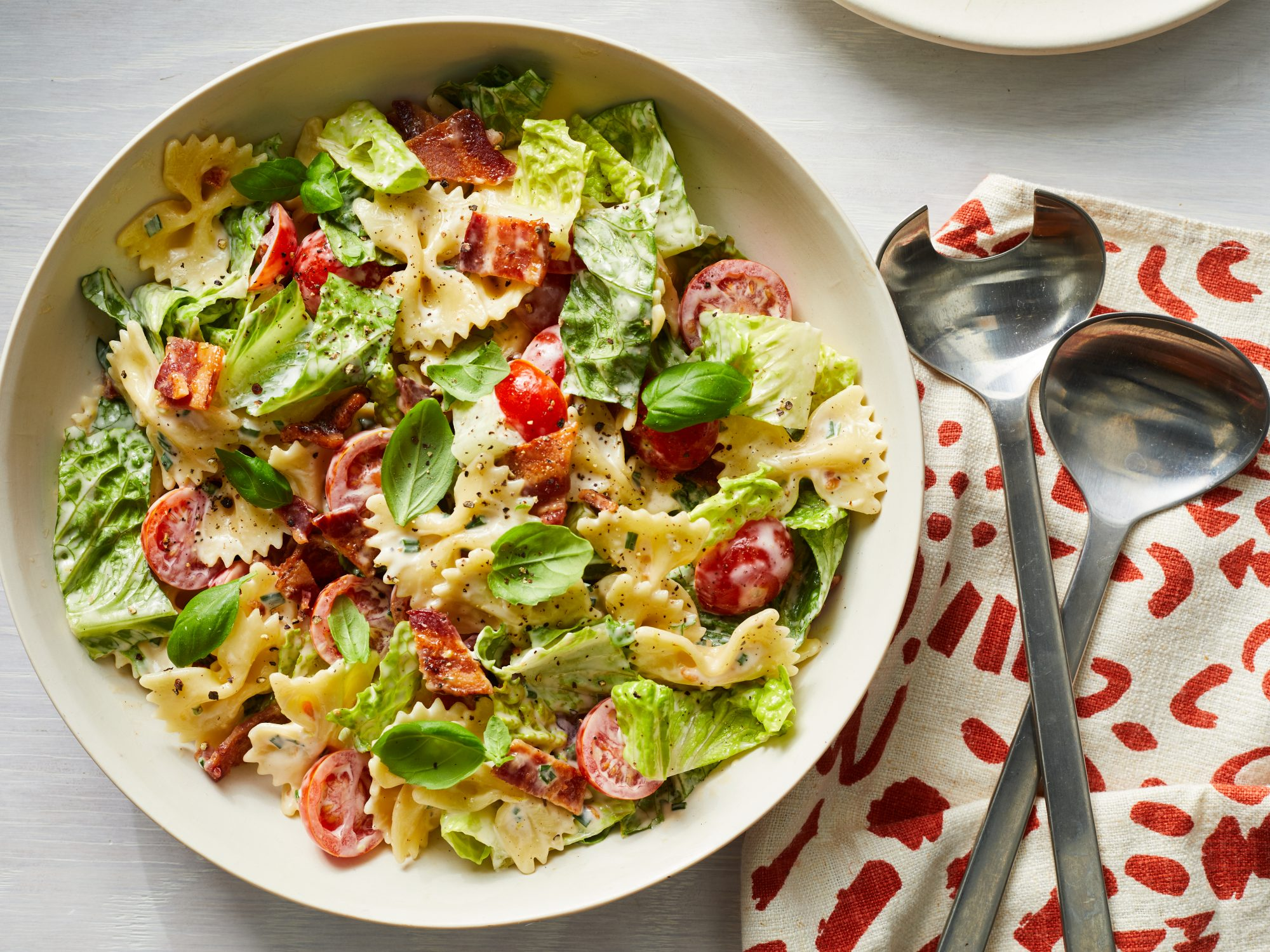 mr - BLT Pasta Salad Image